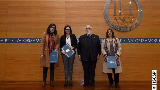 Investigação premiada na 5.ª Gala de Prémios de Mérito do ISCSP(3)