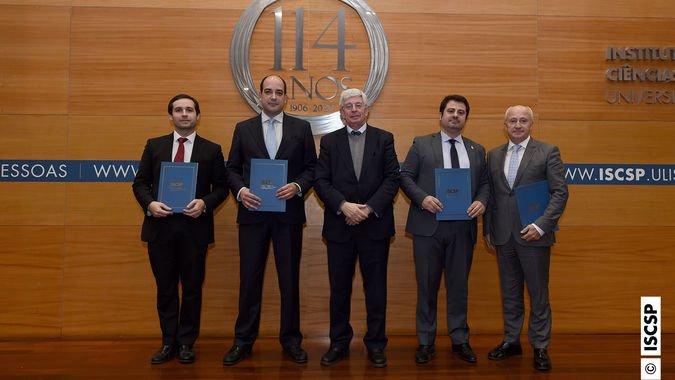 Investigação premiada na 5.ª Gala de Prémios de Mérito do ISCSP(2)