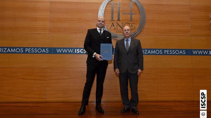 Investigação premiada na 5.ª Gala de Prémios de Mérito do ISCSP (6)