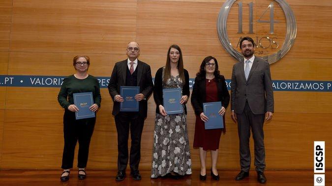 Investigação premiada na 5.ª Gala de Prémios de Mérito do ISCSP(7)