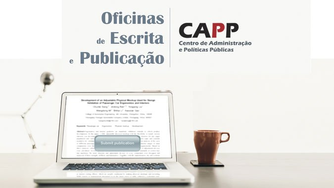 Oficinas de Escrita e Publicação do CAPP/ISCSP 2020