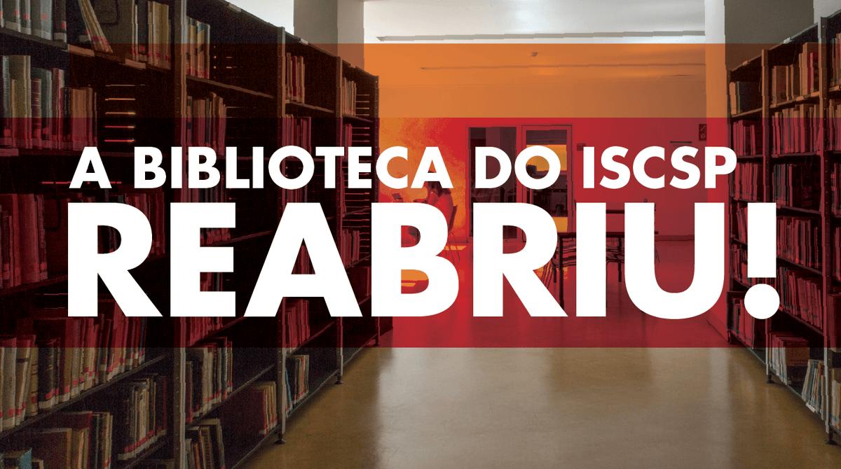 Junte-se à Biblioteca do ISCSP no Dia Mundial das Bibliotecas