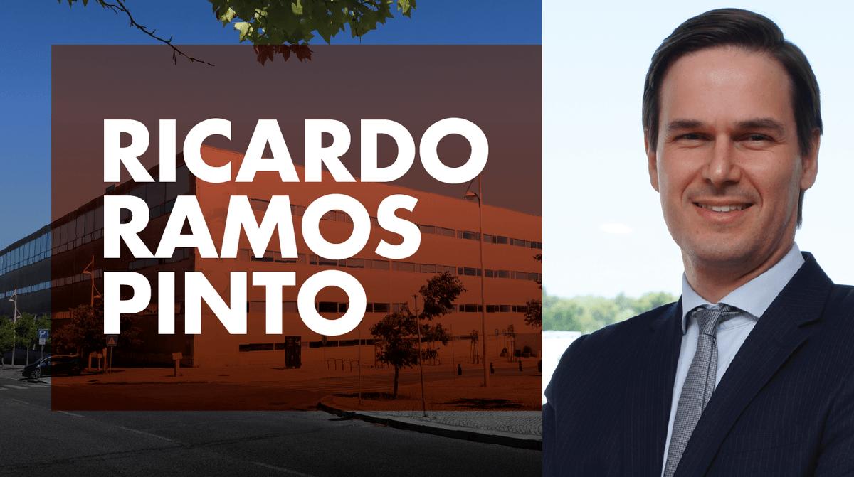 Ricardo Ramos Pinto toma posse como Presidente do ISCSP