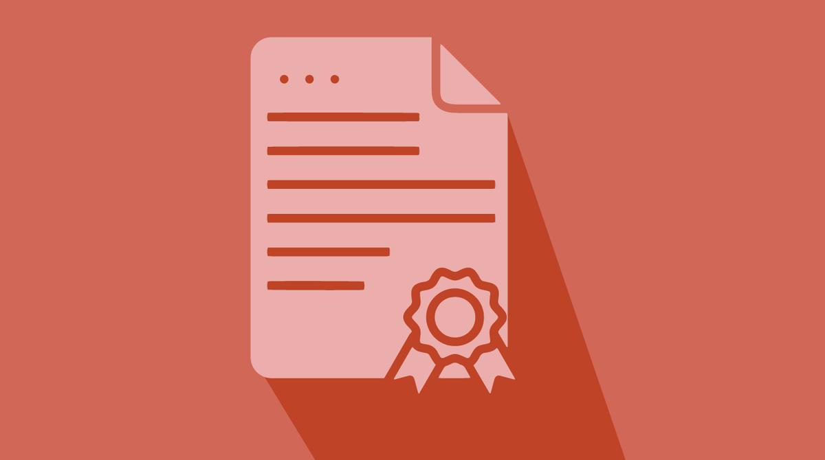 O que fazer para obter os seus documentos de certificação?