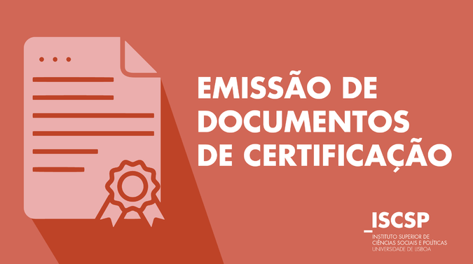 O que fazer para obter os seus documentos de certificação