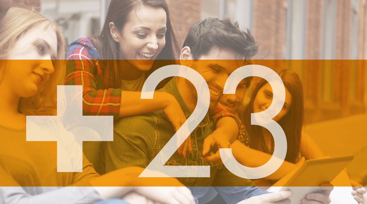 Candidaturas abertas aos Cursos de Licenciatura para Titulares das Provas de Maiores de 23 anos  - 2020/2021