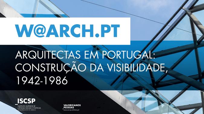 CIEG desenvolve estudo sobre a presença das mulheres na arquitetura em Portugal