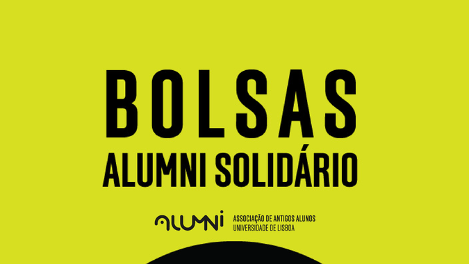 Candidaturas abertas às Bolsas Alumni Solidário