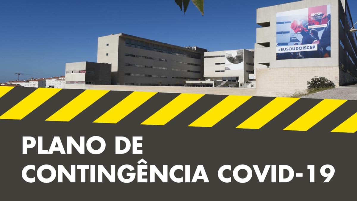 ISCSP implementa Plano de Contingência para a pandemia COVID-19