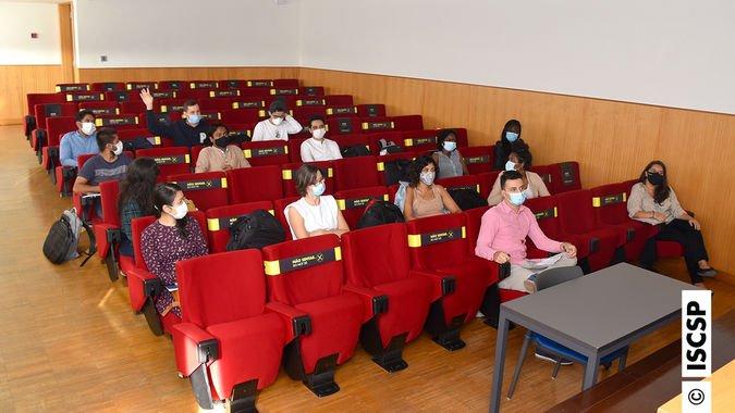Recepção aos alunos incoming do Mestrado em Serviço Social (ADVANCES)