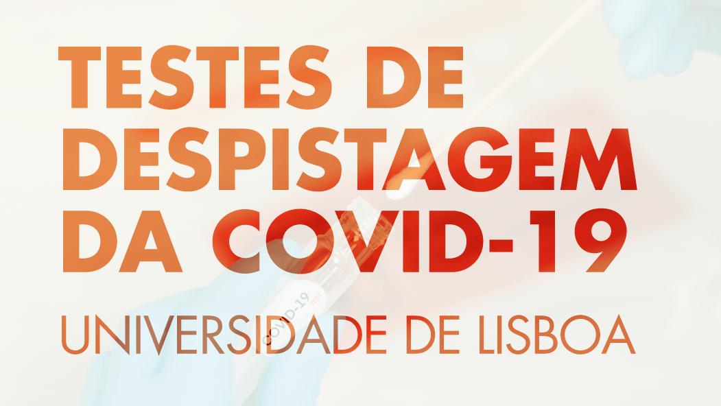 Testes COVID-19 no Centro Médico da Ajuda - acesso ao edifício