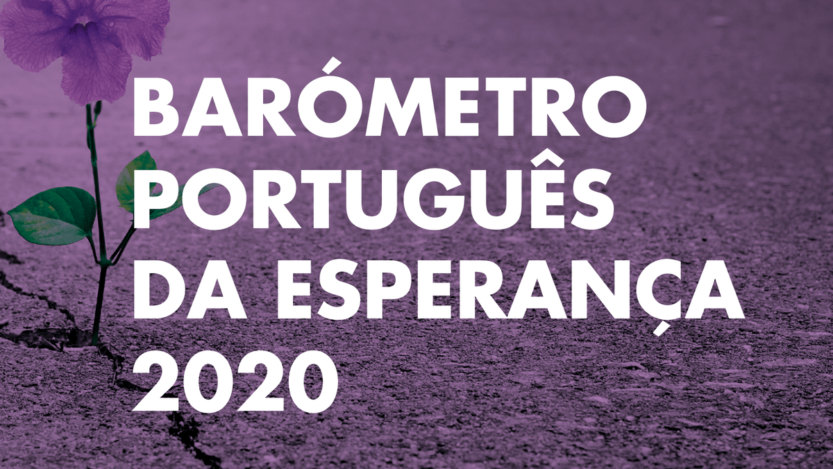 """""""Barómetro da Esperança"""" volta a estudar esperança dos portugueses"""