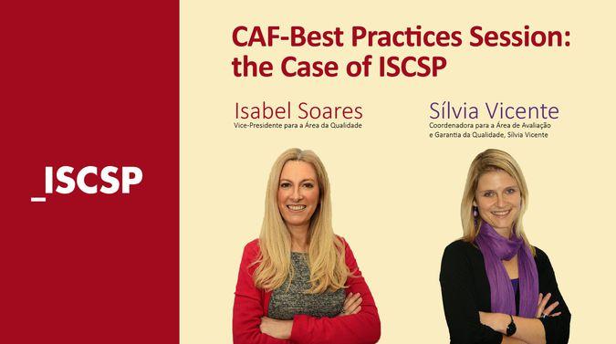 ISCSP participa em formação internacional sobre Gestão de Qualidade