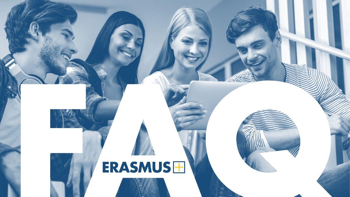 FAQ Programa Erasmus +