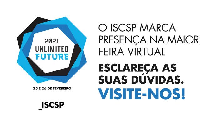 ISCSP apresenta mestrados e pós-graduações na Unlimited Future