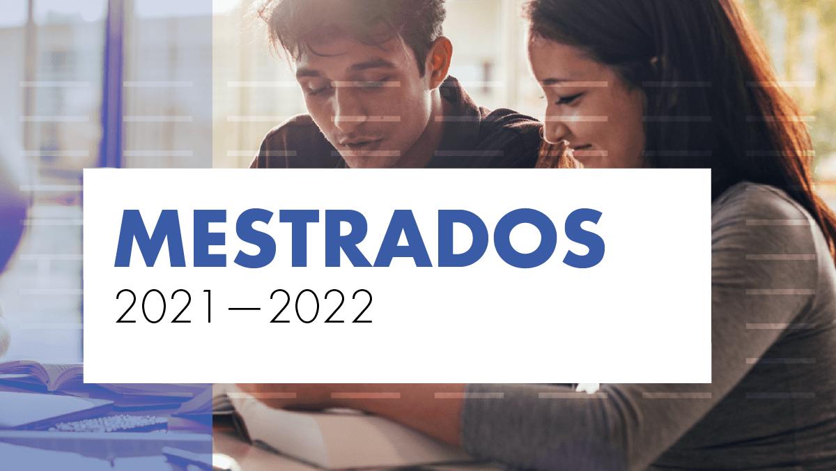 Candidaturas aos mestrados do ISCSP 2021/2022