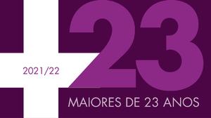 Candidaturas para as Provas de Maiores de 23 anos – 2021/2022