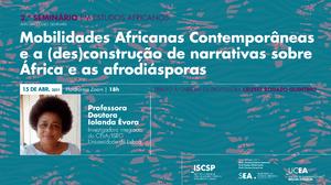 2.º Seminário em Estudos Africanos (African Studies Seminars)