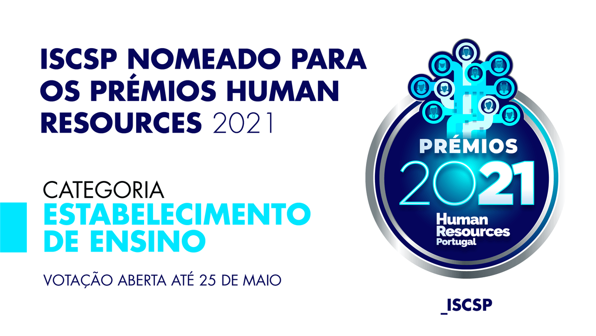 ISCSP-ULisboa é finalista dos Prémios Human Resources 2021