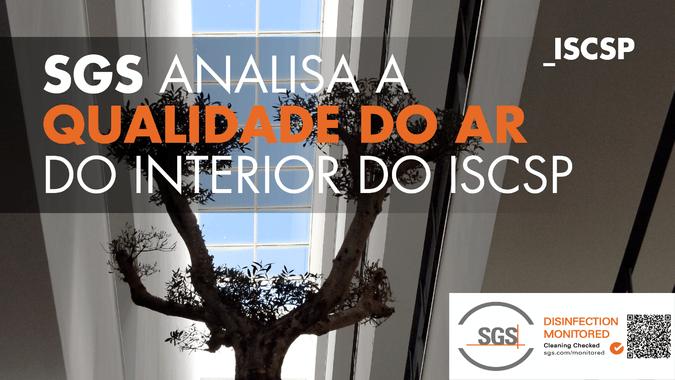 ISCSP-ULisboa submete qualidade do ar interior a análise