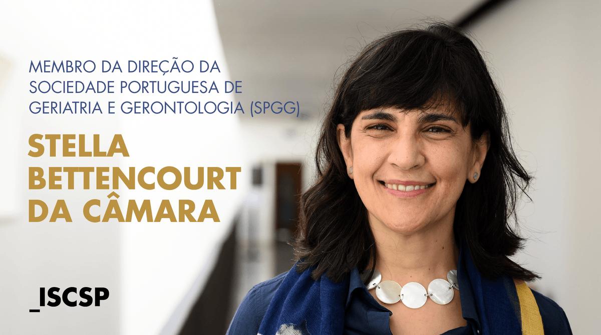 Professora do ISCSP integra direção da Sociedade Portuguesa de Geriatria e Gerontologi