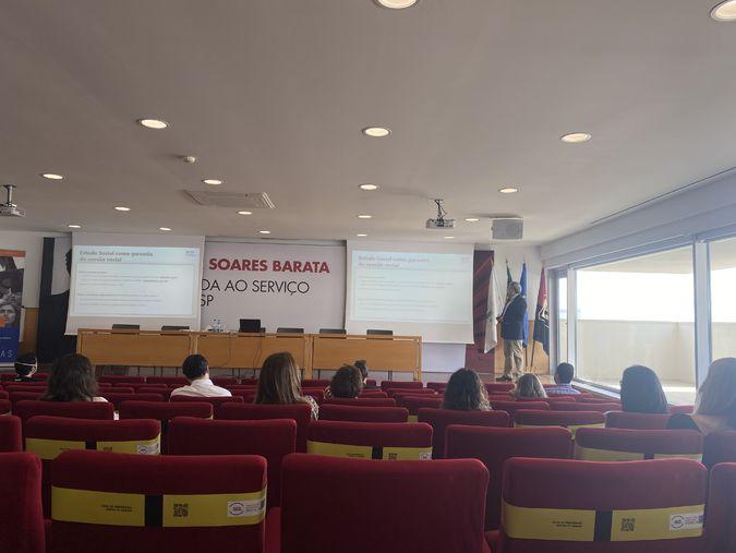 ISCSP-ULisboa organizou Seminário de Saúde