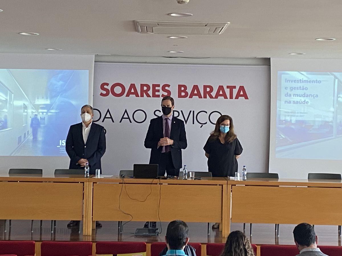 ISCSP-ULisboa organizou Seminários de Saúde