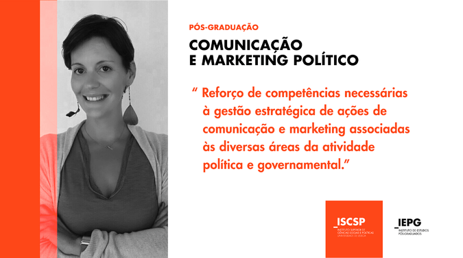 Pós-graduação em Comunicação e Marketing Político
