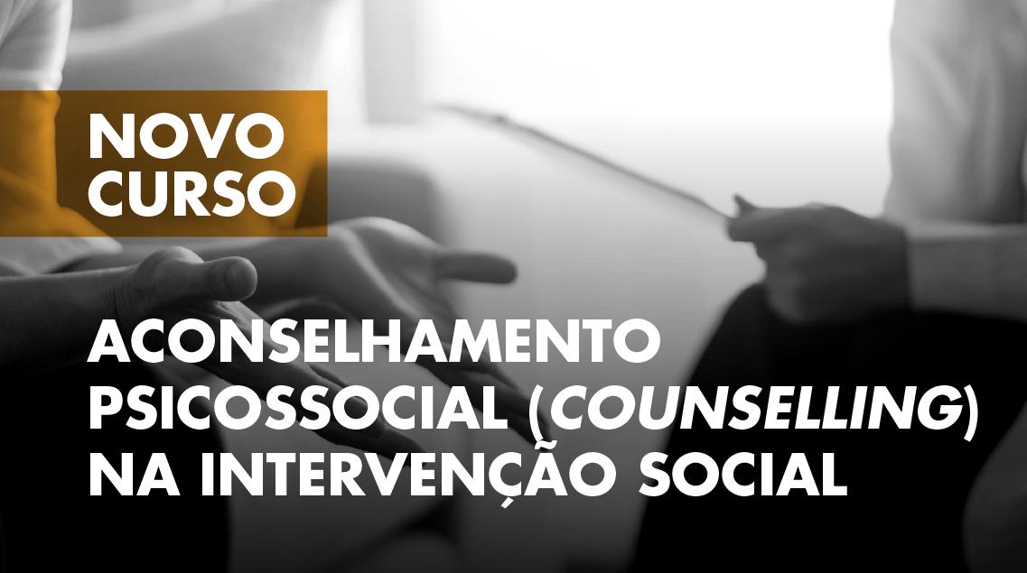 """ISCSP abre candidaturas para o Curso de Formação Especializada """"Aconselhamento P"""