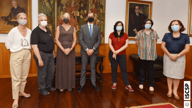 Equipa MarpeNetwork reúne em Lisboa para ultimar Projeto MARPEDiplo