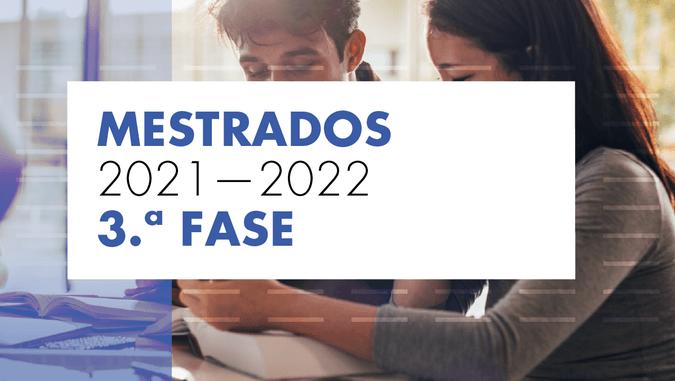 Abertas as candidaturas à 3.ª fase de mestrados do ISCSP-ULisboa