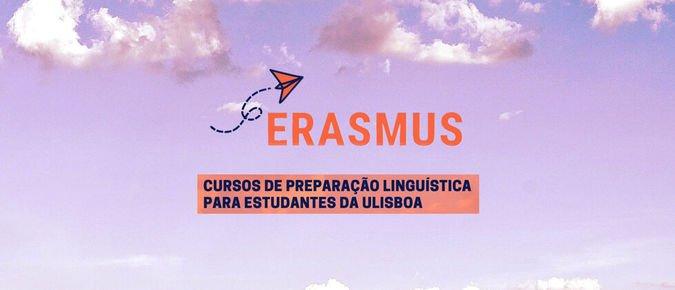 Inscrições abertas para cursos de preparação linguística para alunos que participa no prgrama Erasmus